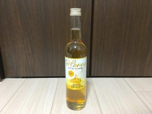 蜂蜜酒「HoneyRochプレーン」の全体図